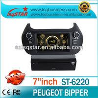 Wohlesale Fiat  Fiorino/Bipper/Citroen nemo car stereo with DVD/CD/Bluetooth/Radio/IPOD/TV/GPS/3G! !!!