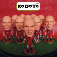KODOTO 10# ROBBEN (BM) Soccer Doll (Global Free shipping)