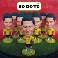 KODOTO 9# LEWANDOWSKI (BVB) Soccer Doll (Global Free shipping)
