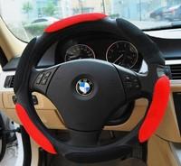 3d three-dimensional breathable sandwich car steering wheel cover four seasons general slams auto supplies
