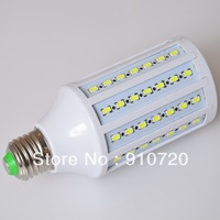 4pcs/lot E27 15W 5630 SMD 86 LED Corn Bulb 220V 1900 Lumens Bulb 3200K/6000K Warm White/ Cold White Light Bulb