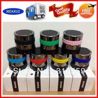 5 Pcs A lot Bluetooth Wireless Audio Stereo Camera Bass Metal Hifi Mic MP3 Speaker For PC Laptop