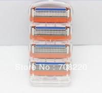 (80pcs/lot) Highest Quality AAAA Shaving Razor Blades 4pcs/pack Free Shipping