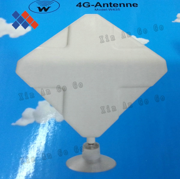New 4G antenna 35dBi TS9 For HUAWEI E589 E392 ZTE MF61 MF62 aircard 753s 754s760s 4G LTE FDD/TDD ROUTER MODEM(China (Mainland))