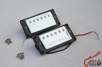 Special promotions Korea closed steel production BH GEpiphone LP electric guitar pickups Silver 1set