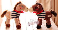3 Pairs Optional 26CM  Lovers Horses Metoo  Very Cute Stuffed & Plush Toys AD0007