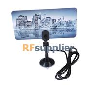 Car DVB-T Antenna 35dbi with extension cable RG58 DVB-TV connector