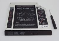 2nd Hard Drive SSD Caddy Adapter for Lenovo IBM B570 B580 B590