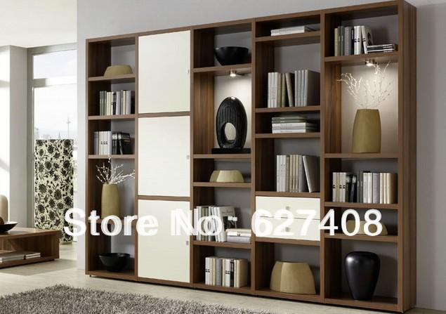 Online kopen wholesale spaanplaat deur uit china spaanplaat deur groothandel - Moderne boekenkast ...