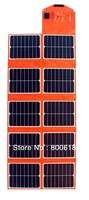 solar factory directly selling 150W high efficiency sunpower folding solar panel with dual voltage controller