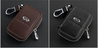 Top Genuine Leather Remote Control Bag For Q50 FX35 G37 G25 G35 FX6 JX35 QX56 QX50 key Bag Key Case