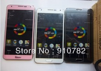 "Note3 MTK6515 2G  gsm 1:1  N9000  best sell S-view 1:1 original 5.7"" Note3 note  III  3MP 854x480 512m RAM 512M ROM Android 4.3"