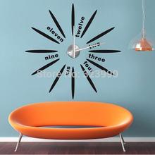 aluminium wall clock price