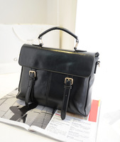 2013 women's winter handbag fashion preppy style vintage bag handbag shoulder bag messenger bag