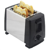 (Free to Russia) Fully-automatic stainless steel toaster toadyisms breakfast furnace