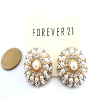Free Shipping Ab1-9 fashion accessories fashion stud earring