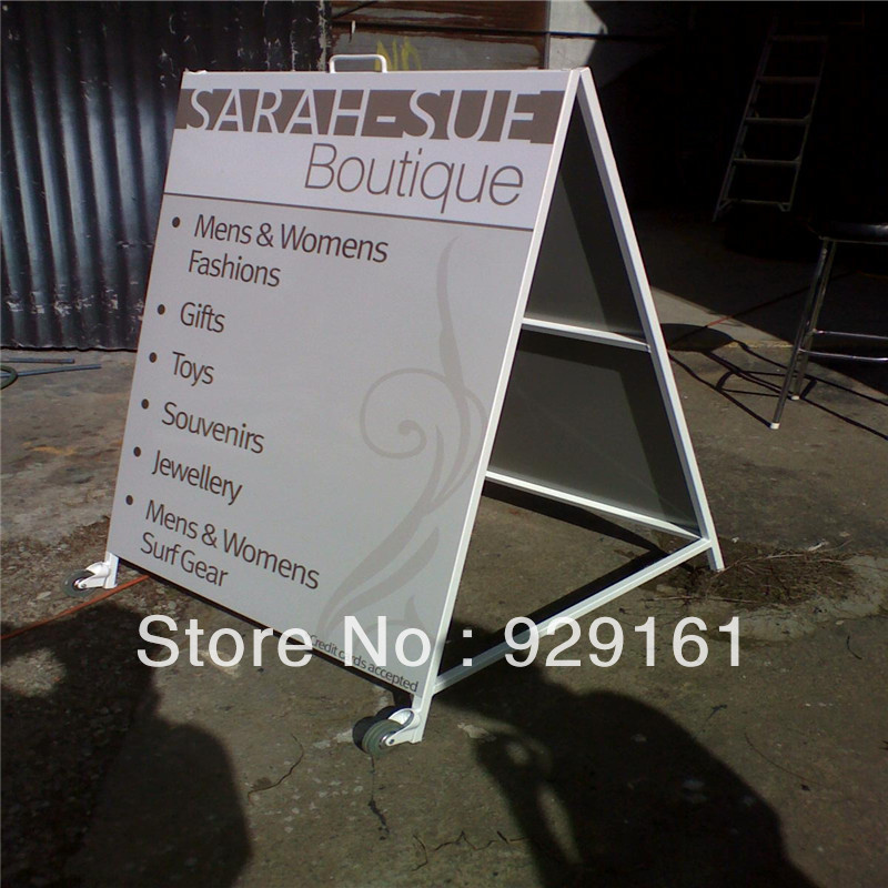 A board Stand poster,display equipments,exhibition equipments(China (Mainland))