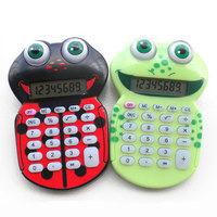 free shipping hot sale Calculator cartoon calculator frog calculator new arrival design