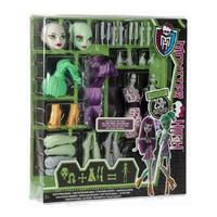T0019 Original Monster High dolls Create-A-Monster Mummy and Gorgon girls Set girls plastic toys gift