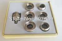 6 Milled Rings For Watch Case Opener 5700 Watch Open Rings #5538