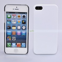8pcs/lot Matte PC Hard Mobile Phone Protective Case For iPhone 5/5s