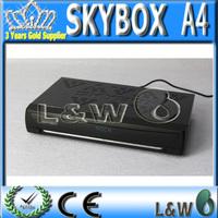 free shipping Original Skybox A4 + GPRS internal / GPRS function original  Digital satellite receiver  skybox a4