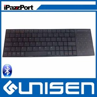 Free Shipping iPazzPort 7 inch Bluetooth Keyboard For Tablet And Andoird PC Factory Supply