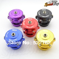 819 Big Sale SpeedWay - 50mm Q Tial Blow off valve universal  BOV Turbo New with Flange high performance