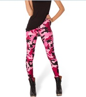 New Arrival! HOT DALE Sexy Fashion Pirate Leggings Galaxy Pants Digital Printing TREE TRUNKS LEGGINGS For Women K216