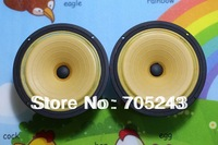 match pair 2pcs L cao HiEND 6.5inch   fullrange speaker ,one of the best fullrange in china
