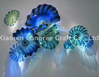 High Quality Beautiful Blown Glass Wall Art