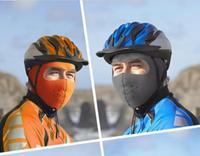 4 pcs/lot new fashion fleece windproof warmth mask Cycling ski mask Free shipping