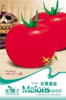 5 Pack 150 Seed Organic Healthy Vegetable Lovely Sweet Delicious Red Tomato B042