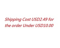 Extra Shipping Fee for the Purchase Order Under USD10.00