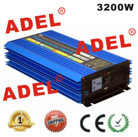 3200W DC 12V OR 24V OR 48V TO AC 220V OR 230V OR 240V OR 110V PURE SINE WAVE POWER INVERTER FOR HOME MACHINE refrigerator cooker