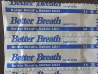Fedex Free Shipping Wholesale Breathe Better Sleep Better Feel Better Nasal Strips Health Product