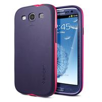 High Qualtiy SGP Spigen NEO Hybrid Case for Samsung Galaxy S3 SIII i9300 PC+TPU Back Cover For Phone Hard Frame Back RCD00527