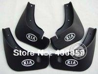 2010-2012 KIA SOUL Soft plastic Mud Flaps Splash Guard(Suitable for Sports Edition SOUL)
