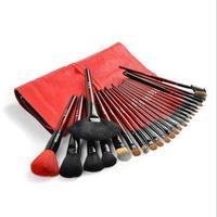 Pupa 24 professional quality sable brush set cosmetic brush set make-up brush bag tools