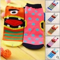 NEW wholesale socks  girl  adulot socks  three-dimensional lovely Big mouth socks 20 pair /lot
