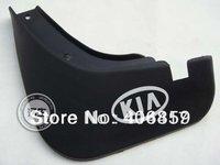 2010-2012 KIA SOUL Soft plastic Mud Flaps Splash Guard(For ordinary version SOUL) jhk