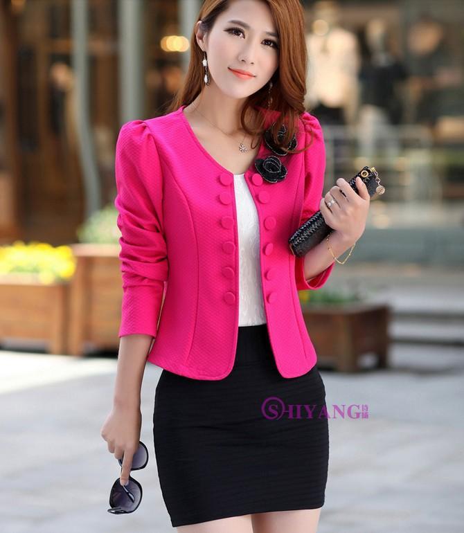 Женский пиджак s m l XL 2XL 1514 женский пиджак s m l blazerfree 6456