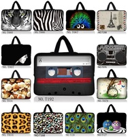 "Many Designs 12"" Laptop Bag Cover Case +Hide Handle For 11.6"" Acer Aspire One/Apple Macbook Air"