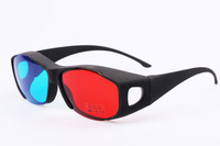 3d glasses 3d red and blue glasses set 3d cd