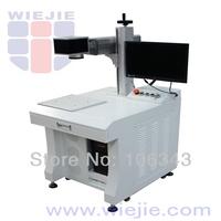 Fiber laser engraving machine logo engrave metal laser engraver