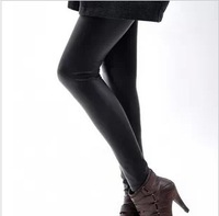 Free shipping Show Thin  Autumn Lace Leggings  For Women Sexy  Pu Legging  Wholesale Price  K603