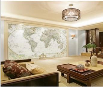 Wereldkaart behang promotie winkel voor promoties wereldkaart behang op - Tv josephine huis van de wereld ...