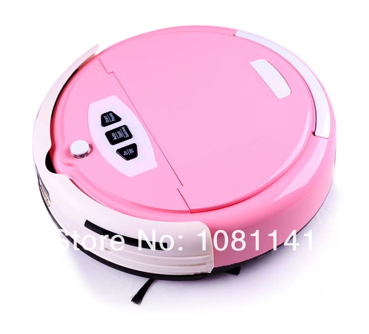 (Free Shipping)Most Advanced Robot Vacuum Cleaner,Multifunction(Sweep,Vacuum,Mop,Flavor),Schedule,2 Side Brush,Self Recharge(China (Mainland))