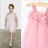 Beautiful girls summer dress/Popular girl gauze dress/2014 summer new arrival