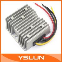 Waterproof Buck Converter 24V to 12V DC Converter 20A Voltage Regulator Car Monitor LED Display Driver Power Supply #090066